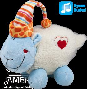 Овца с шапка| 3 цвята