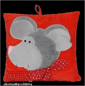 Възглавница - Куче и Мишка