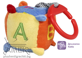 Цветно бебешко кубче| 2 вида