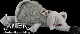 Мишка с панделка| 4 цвята| 32 см