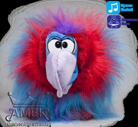 Повтарящи папагали-Кива,Ози и Тиан