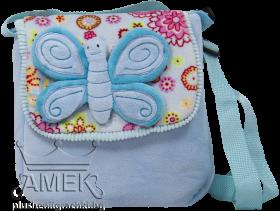 Чанта с пеперуда| 3 цвята
