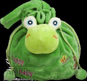 Чанта с връвки| Жаба и Пате
