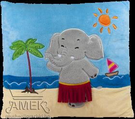 Морска възглавница със слон| 2 вида