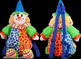 Раница Клоун - 3 цвята