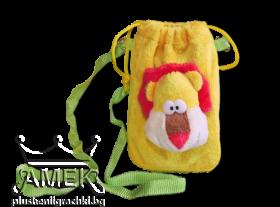 Торбичка с дълга връвка| 6 цвята