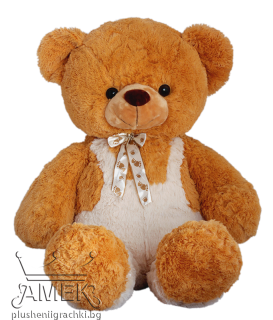 Bear with union suit