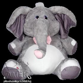Слон|70 см| 2 цвята