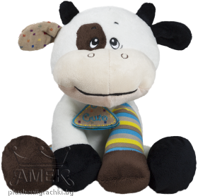 "Cow with pendant ""Cute"" 