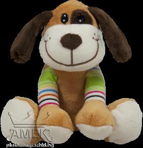 Куче с цветни крачета| 4 цвята