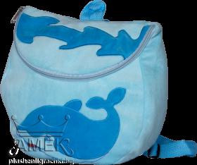 Раница с делфин| 3 цвята